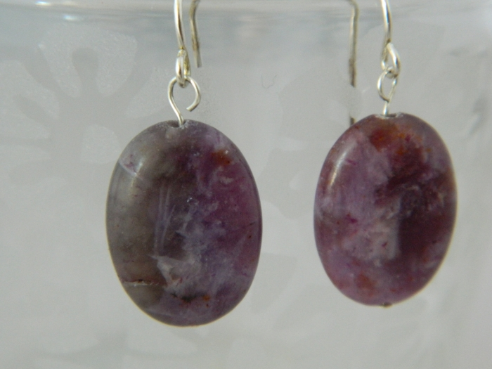 Arden Jewelry Design amethyst earring
